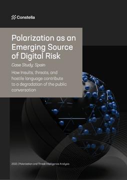 Polarization as a Source of Digital Risk